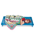 Angeles® Premier Stacking Cots