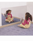 Whitney Bros Rectangular Mirror