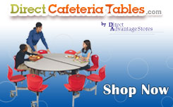 DirectCafeteriatables.com. Shop Now.